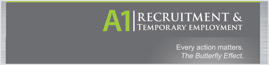 A1 Recruitment & Temporary Employment agentie de resurse umane Bucuresti Logo
