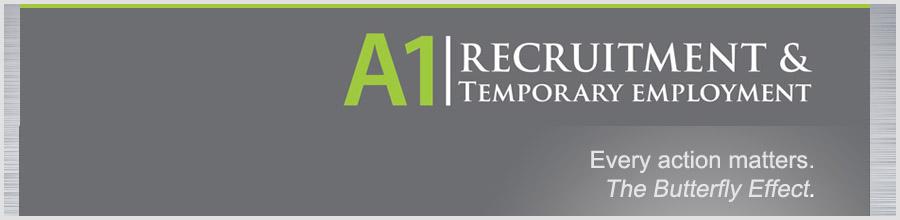 A1 Recruitment & Temporary Employment agentie de resurse umane Bucuresti Logo