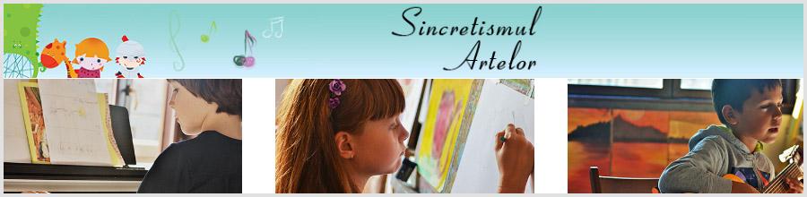SINCRETISMUL ARTELOR Logo