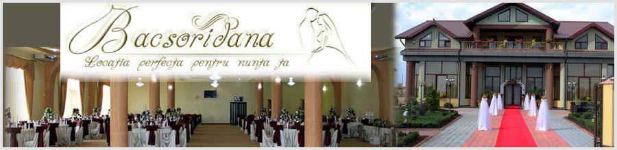 Salon BACSORIDANA - Tecuci Logo