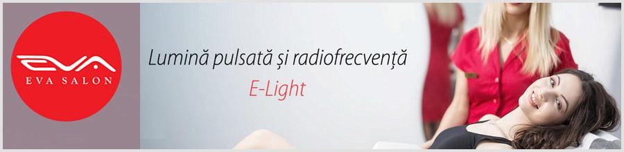 EVA SALON epilare definitiva Bucuresti Logo