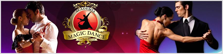 MAGIC DANCE Logo