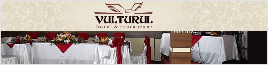 Restaurant si Hotel Vulturul Logo