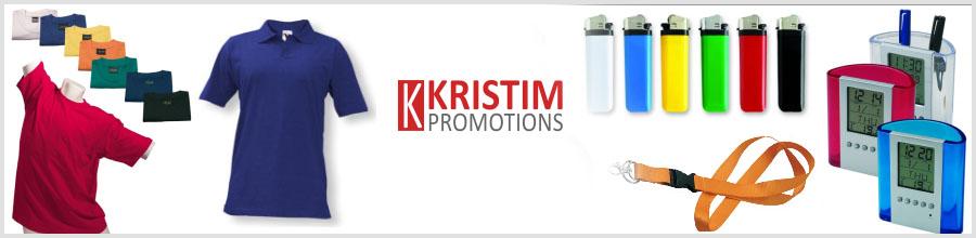 KRISTIM PROMOTIONS Logo