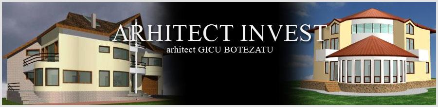 ARHITECT INVEST Logo