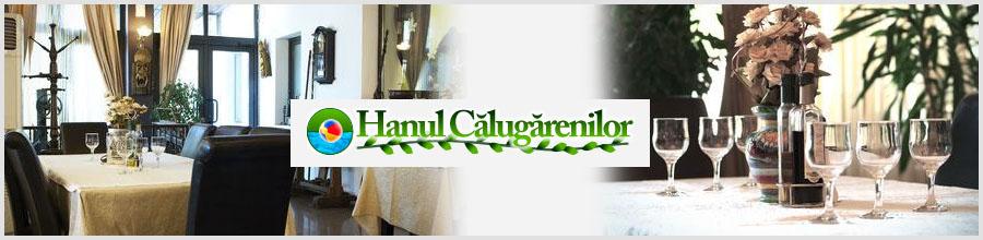Pensiunea Hanul Calugarenilor Logo