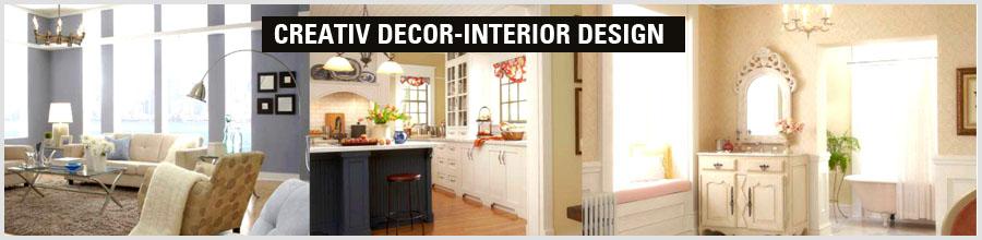 Creativ Interior Design, Iasi Logo