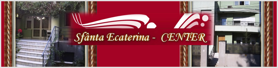 Centrul Geriatric SFANTA ECATERINA Bucuresti Logo