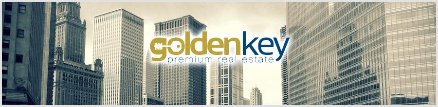 Agentia Imobiliara GoldenKey Premium Real Estate Logo