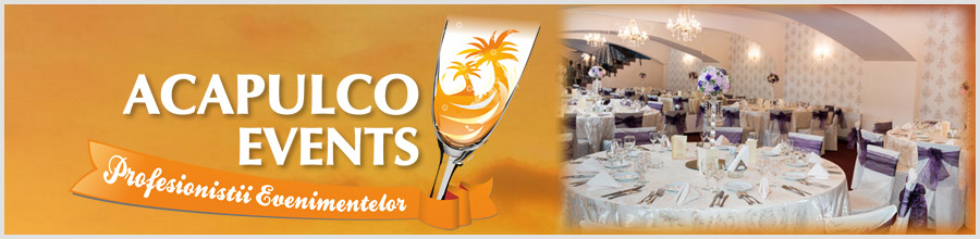 RESTAURANT ACAPULCO EVENTS Logo