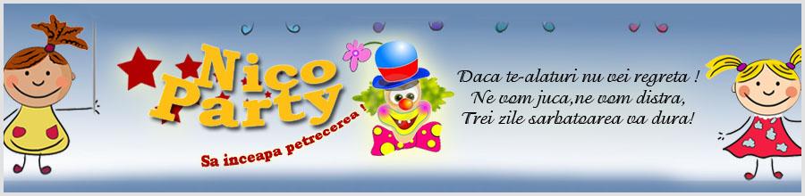 NICO PARTY Logo