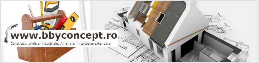 BBY Profesional Team - Proiectare, consultanta si constructii, Constanta Logo
