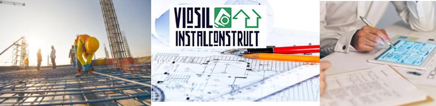 Viosil Instal Construct - Constructii civile, industriale si instalatii, Bucuresti Logo