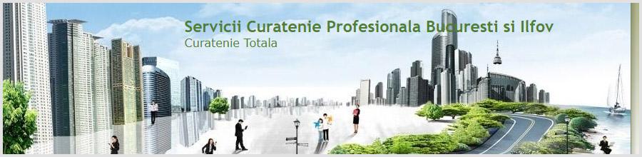 Curatenie Totala servicii curatenie Bucuresti Logo