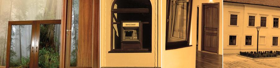 PROLEMATEX PRODCOM producator ferestre si usi lemn stratificat Bistrita Logo