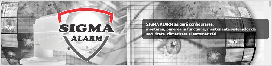 Sigma Alarm Logo