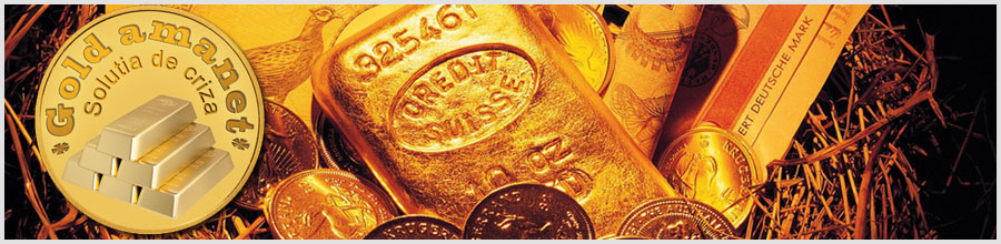 Gold Amanet Logo