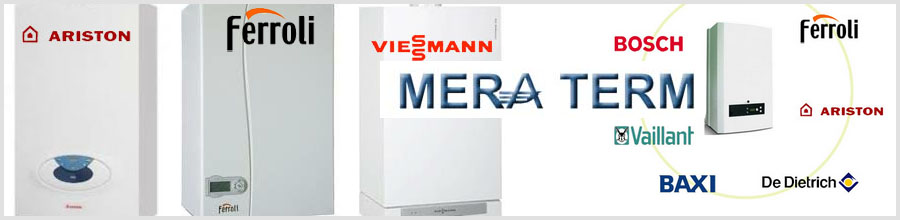 MERA TERM INSTAL SERV Logo