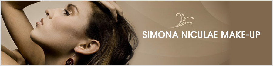 SIMONA NICULAE MAKE-UP Logo