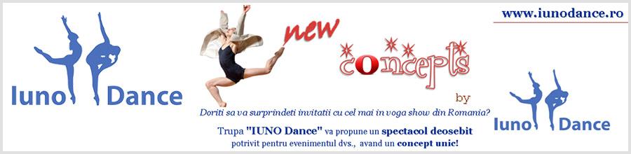 BALET IUNO DANCE Logo