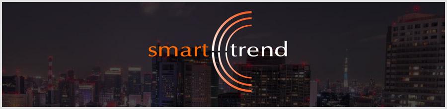 SMART TREND proiectare, instalare, intretinere sisteme antiefractie Alba Logo