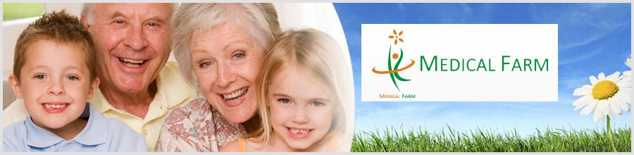 MEDICAL FARM Logo