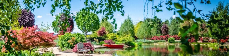 Garden Rustic, spatii verzi Timisoara Logo