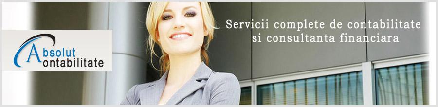 ABSOLUT CONTABILITATE Bucuresti - Servicii de contabilitate complete Logo