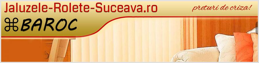 Baroc - Jaluzele, copertine, storuri, Suceava Logo