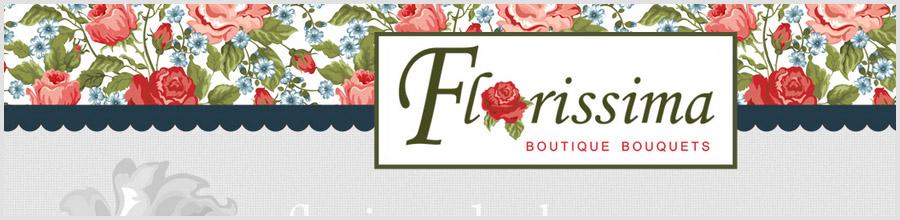 Florissima- Boutique Bouquets Logo