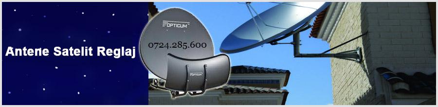 AntenaSatelitBucuresti.ro - Instalare,reglaj, service antene satelit Logo