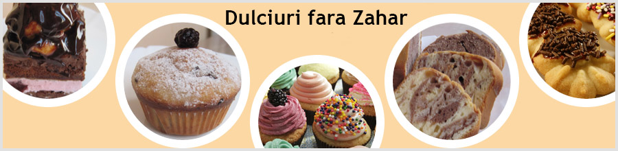 Dulciuri fara Zahar Logo