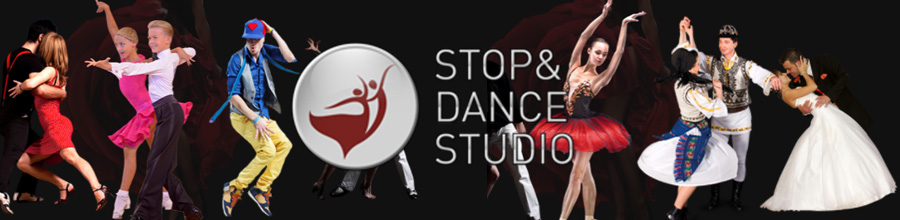 Stop&Dance Studio - Cursuri de dans Bucuresti Logo