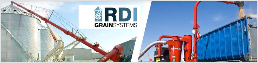 RDI Grain Systems, Echipamente si sisteme pentru depozitarea cerealelor - Bucuresti Logo
