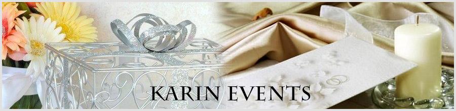 KARIN EVENTS Logo