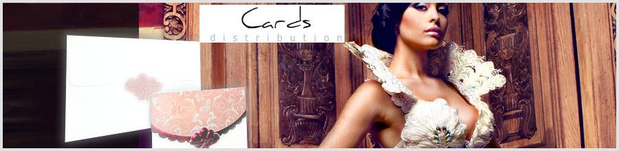 CARDS DISTRIBUTION Logo