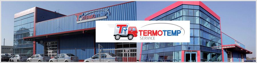 Termotemp Service Bucuresti - Reparatii centrale termice, aer conditionat Logo