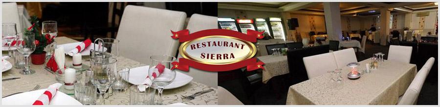 Restaurant Sierra Logo