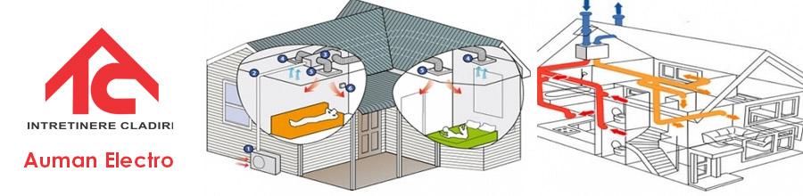Auman Electro, Instalatii electrice, sanitare si termice - Iasi Logo