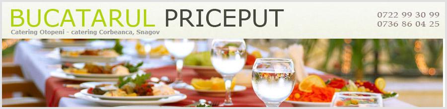 Catering Otopeni - Bucatarul Priceput Logo