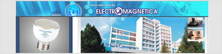 Electromagnetica Logo