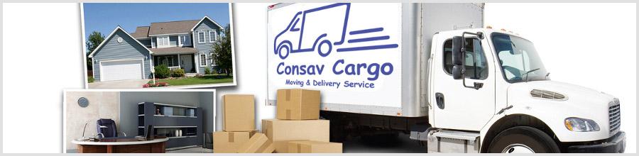 Consav Cargo - mutari locuinte, obiecte grele si alte obiecte personale Bucuresti Logo