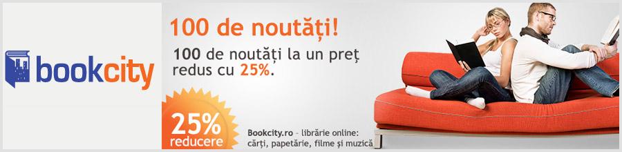 Librarie online Bookcity Logo
