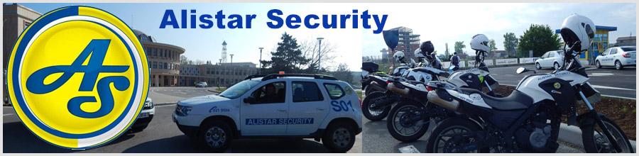 Alistar Security Logo