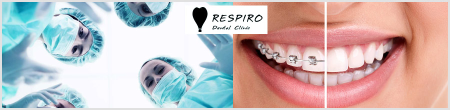 CLINICA STOMATOLOGICA RESPIRO DENTAL zona Universitate Logo