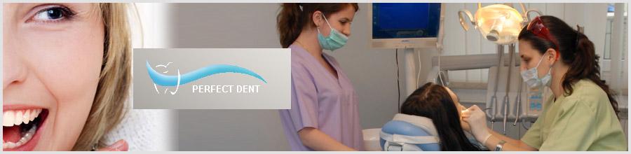 Clinica stomatologica Perfectdent sector 1 Logo