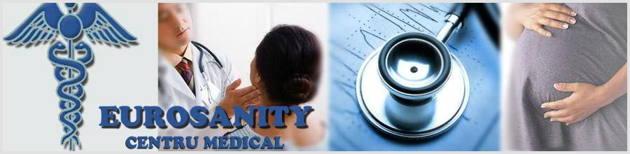 CENTRUL MEDICAL EUROSANITY Logo
