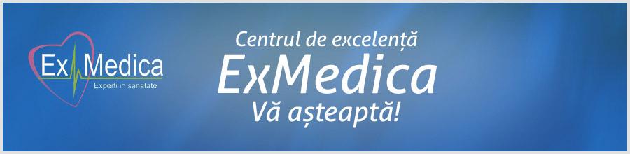 Clinica Medicala Exmedica Logo