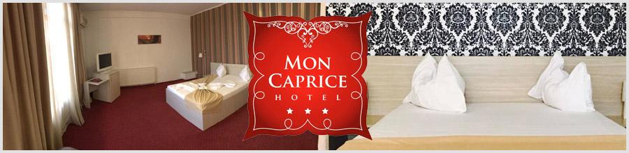 Hotel Mon Caprice*** Logo