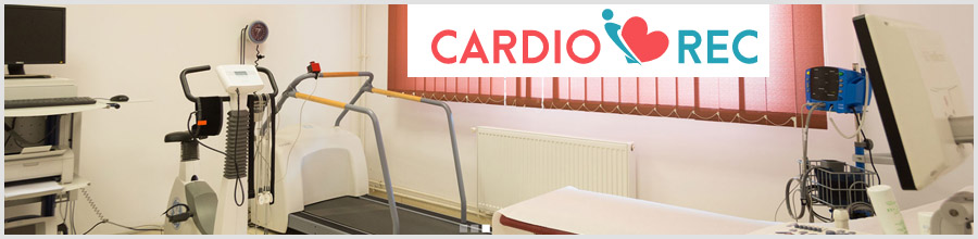 Centrul De Recuperare Cardiovasculara CardioRec Logo